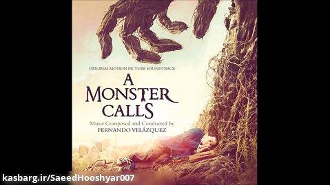 موسیقی روح نواز هیولایی فرا می خواند A Monster Calls