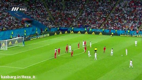 ایران - اسپانیا (کامل) :: جام جهانی فوتبال 2018 روسیه
