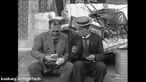 Cops (1922) Buster Keaton - Full Film HD - Película Completa