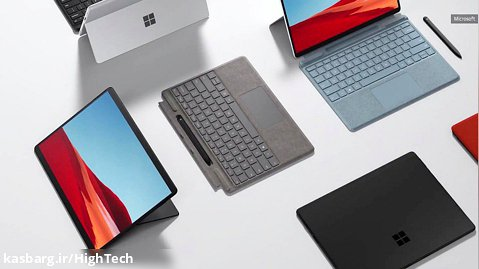 مایکروسافت دو دستگاه Surface جدید (و یک سری لوازم جانبی) را منتشر می کند
