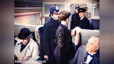 فیلم سینمایی شرلوک هولمز ، ترور در شب
