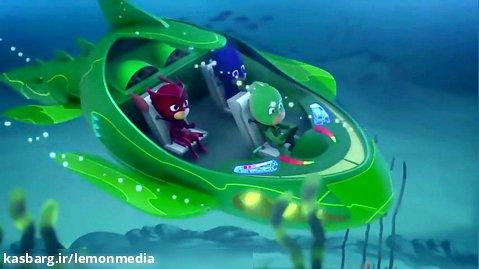 کارتون گروه شب نقاب - baby pjs