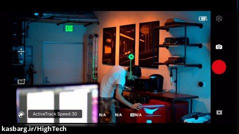 RS2 گیمبال با AUTOFOCUS برای هر دوربینی. سنسور جدید LiDAR با موتورهای فوکوس!