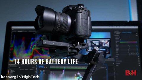 تولید فیلمهایی در سطح سینمایی با سهولت توسط DJI Ronin S2 _ SC2