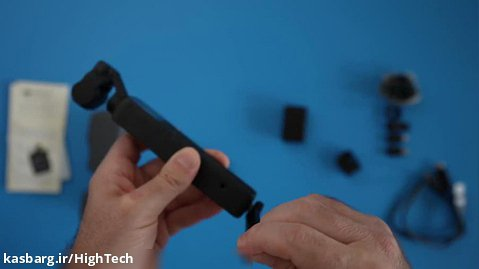 مروری بر DJI Pocket 2 و میکروفن بیسیم و لوازم جانبی آن