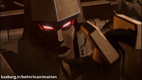 انیمیشن تبدیل شوندگان Transformers