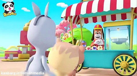 شعرهای شاد کودکان- خرگوش سفید کوچولو