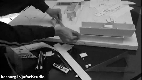 ساخت ماکت موزه ماکسی از زاها حدید