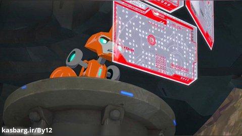 انیمیشن ربات های مبدل فصل۴ قسمت۱۸
