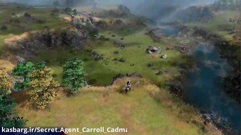 تریلر بازی رایانهای مهیج و پرطرفدار Age of Empires 4