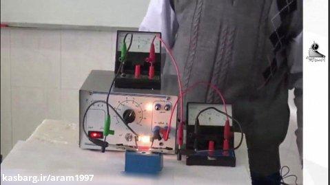 چگونه دمای تقریبی سیم درون لامپ روشن را به دست آوریم؟ 3