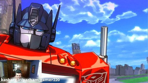 گیم پلی بازی Transformers Devastation قسمت دوم