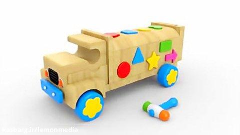 اموزش انگلیسی برای کودکان - shapes