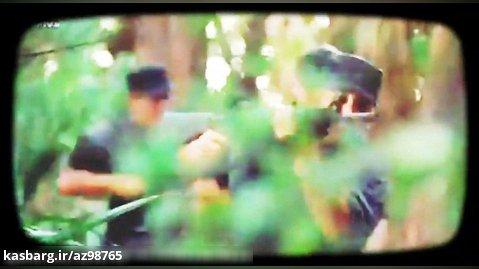 میکسی از لحضه های فرار از زندان فاکس ریور و سونا