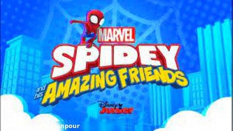 سریال مرد عنکبوتی و دوستان شگفت انگیز او فصل 1 قسمت 1