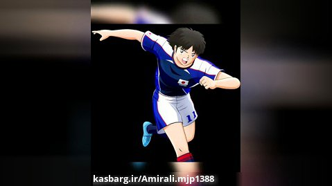 میکس زیبایی از انیمه کاپیتان سوباسا /// با اهنگ بسیار جذاب ورزشی !!!!
