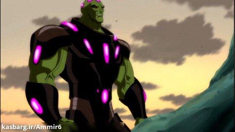 انیمیشن سوپرمن فناناپذیر دوبله  فارسی