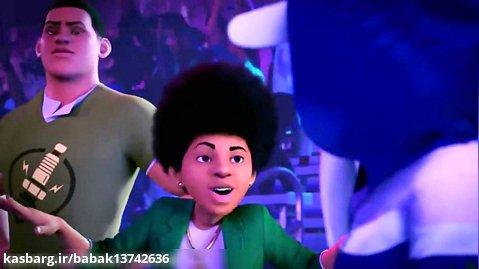 انیمیشن سریع و خشن فصل اول قسمت۲