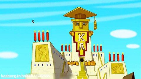 انیمیشن سریالی زندگی جدید امپراطور فصل اول قسمت ۱۳