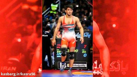 آهنگ قهرمانی ایران در المپیک توکیو تقدیم به قهرمانان وطن