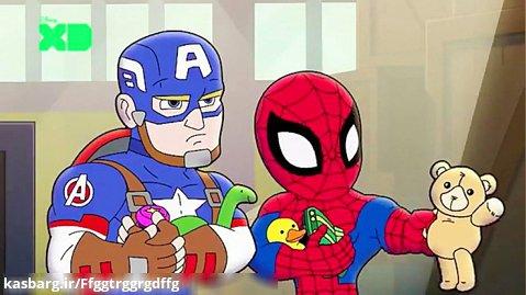 انیمیشن مرد عنکبوتی جدید _ کارتون مرد عنکبوتی جدید