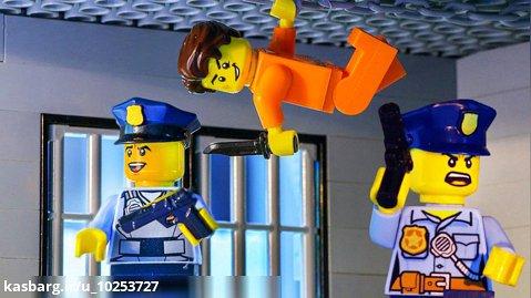 انیمیشن لگو سیتی پلیس _ فرار از زندان