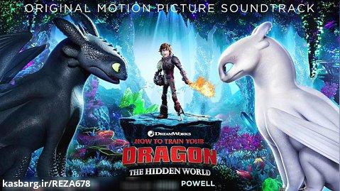 آهنگ 2 How To Train Your Dragon 3 - Once There Were Dragons