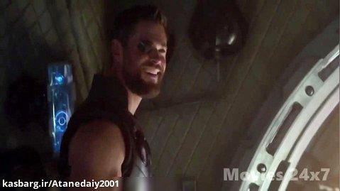 توضیح Thor vs Captain Marvel در HINDI Thor amp