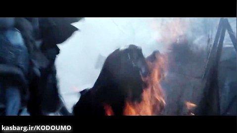 تریلر فیلم شکارچی: جنگ زمستان