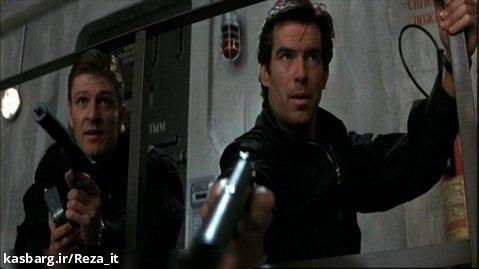 فیلم جمیز باند چشم طلایی James Bond GoldenEye 1995 زیرنویس فارسی