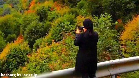 طبیعت تماشایی ماسال در پاییز هزار رنگ