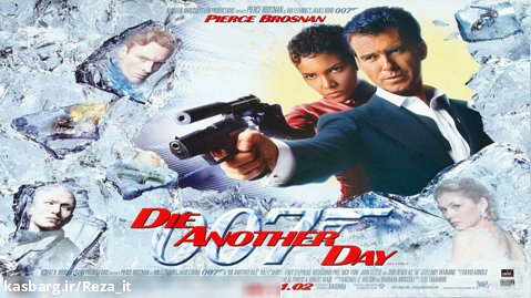 فیلم جیمز باند روز دیگر بمیر James Bond Die Another Day 2002 زیرنویس فارسی