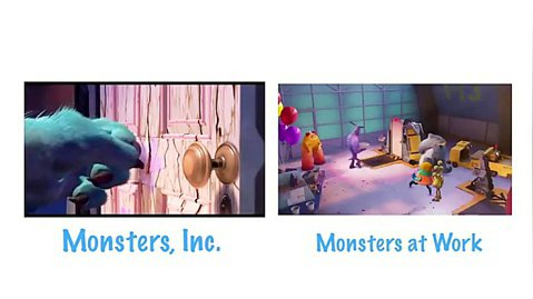 مقایسه گرافیک انیمیشن سینمایی