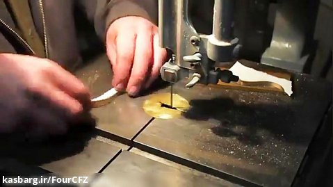 دانلود ویدیو آموزش ساخت خنجر سفارشی