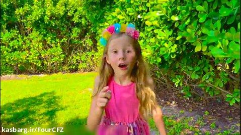 دانلود تفریحی و سرگرمی کودک :: برنامه کودک نستیا گم شدن در جنگل