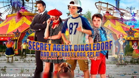 فیلم مامور مخفی دینگلدورف و اسپلت Secret Agent Dingledorf 2021 زیرنویس فارسی