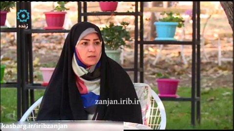 گفتگو با بانوی جهادگر و مسئول گروه جهادی شهید عباس دانشگر