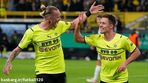 دورتموند ـ اینگولشتات || دور دوم جام حذفی آلمان
